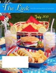 Lone Oak July 2019