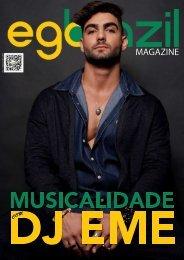EGOBrazil Magazine - Dj EME - Julho 2019