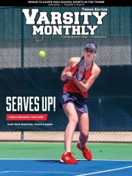 June 2019 Issue of Varsity Monthly Thumb Magazine