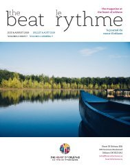 The Beat July/August Vol 4 Issue 7