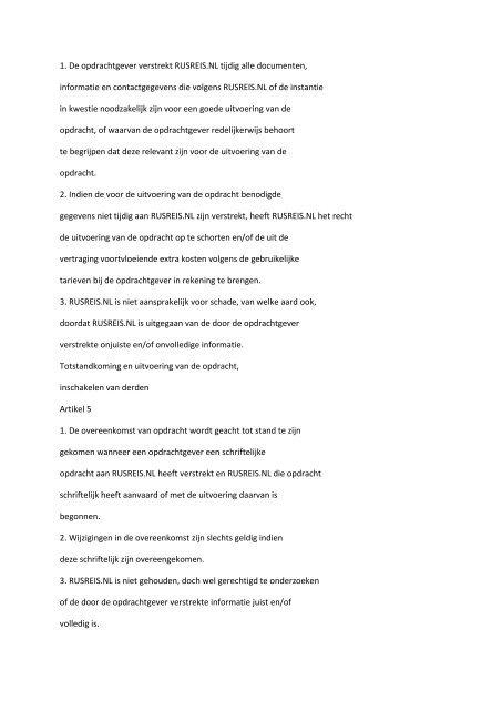 20150702 alg voorwaarden RusReisNL