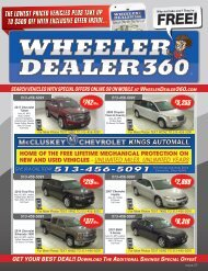 Wheeler Dealer 360 Issue 27, 2019