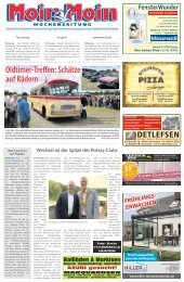 MoinMoin Schleswig 27 2019