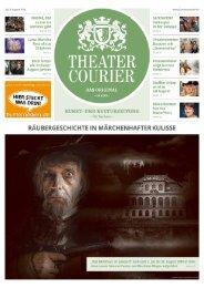 TheaterCourier Juli/August 2019