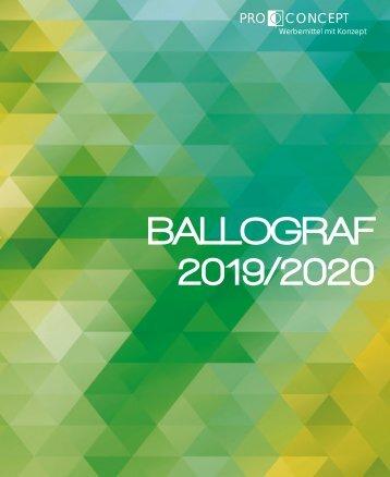 Ballograf 2019/2020