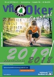 VfL Oker Journal 186