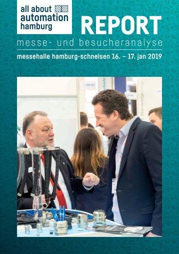 Messereport all about automation hamburg 2019