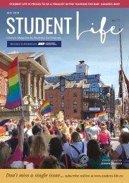 Student Life July 2019