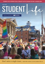 Student Life July 2019