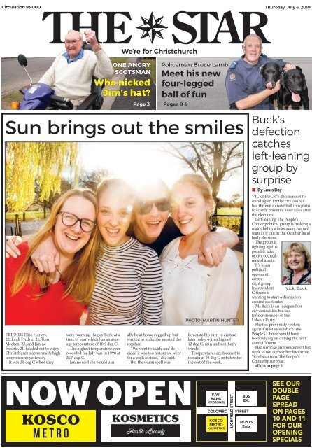 The Star: July 04, 2019