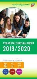 Landesmusikjugend NRW Veranstaltungskalender 2019_2020