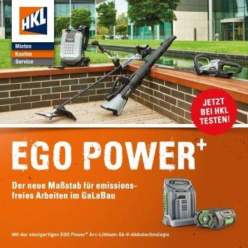 HKL Prospekt EGO POWER