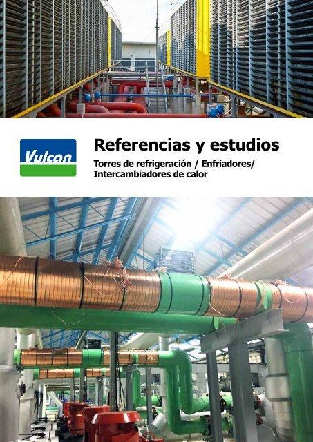 Vulcan - Sistema antical - Información sobre torres de refrigeración (ES)