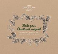 Crowne Plaza Felbridge-Gatwick Christmas Brochure 2019