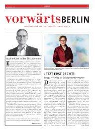 vorwärts Berlin 3-2019