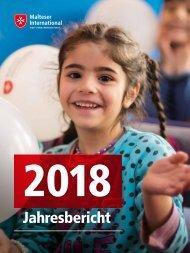 Malteser International Jahresbericht 2018_D