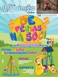 Revista Associação Clube - Julho 2019