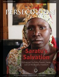 July 2019 Persecution Magazine