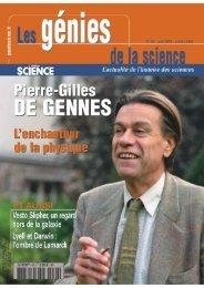 Les Génies de la Science n° 40 - Août 2009