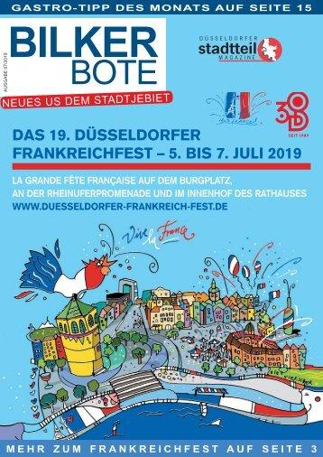 Bilker Boote 07/2019