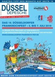 Düssel Depesche 07/2019