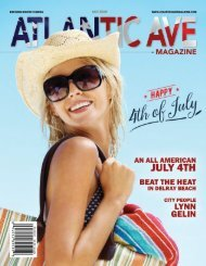Atlantic Ave Magazine July 2019