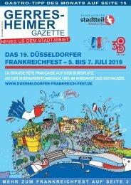 Gerresheimer Gazette 07/2019