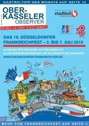 Oberkasseler Observer 07/2019