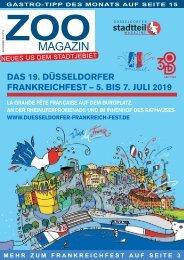 Zoo Magazin 07/2019