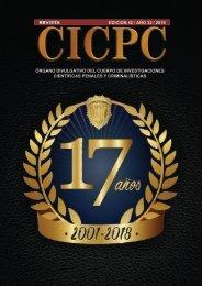 REVISTA CICPC