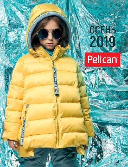 Каталог Pelican Осень 2019 коллекция для девочек