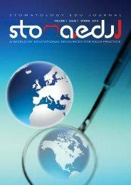 Stomatology Edu Journal 1/2014