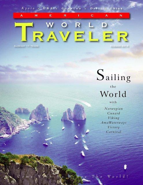 American World Traveler Summer 2019