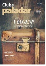 Revista Clube Paladar - Julho 2019