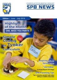 SPB News June-July 2019