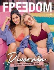 Freedom - Diversion en cada prenda que usas