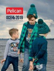 Каталог Pelican Осень 2019 коллекция для мальчиков