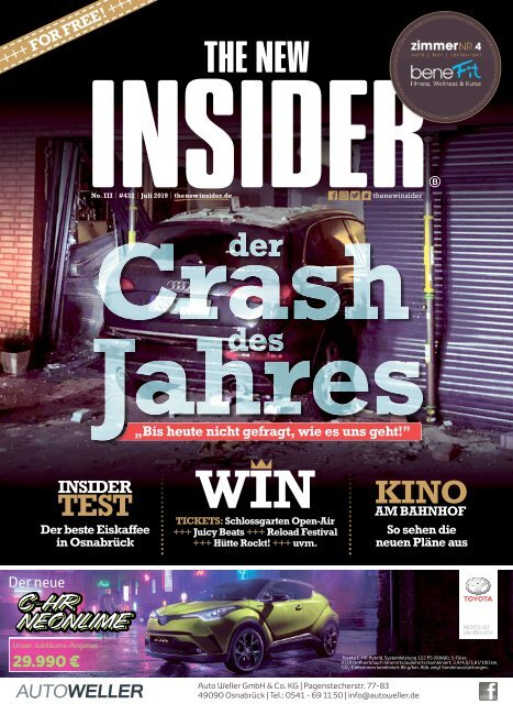 THE NEW INSIDER No. III, #432