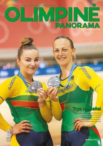 Olimpinė panorama 2019 06