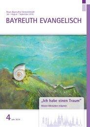 Bayreuth Evangelisch Juli-Aug-Sept 2019