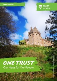 One Trust April - May 2019