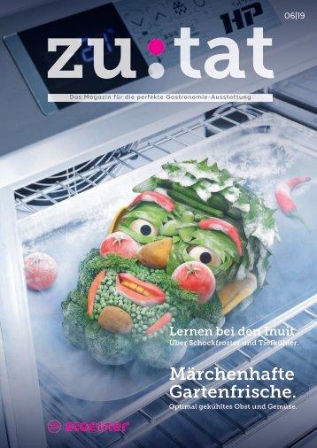 Stölner Gastromagazin | zu:tat 06/2019