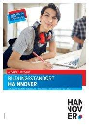 Bildungsstandort Hannover 2020/2021 - kuw.de