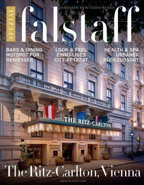 Falstaff Special Österreich 16/2019