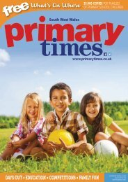 Primary Times SWW Summer 2019