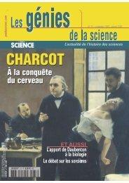 Les Génies de la Sciences n° 37 - Novembre 2008