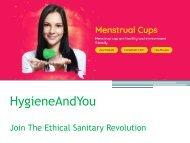 Features That Make Lunette Cup Unique - HygieneAndYou