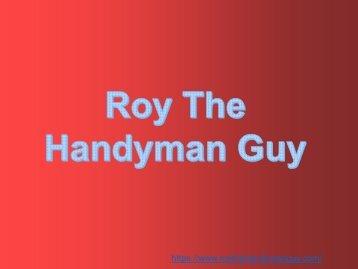 Professional Rockville Handyman Services