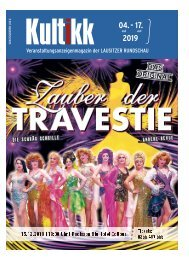 Kultikk Magazin vom 04.07.2019