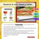 Recetas de colaciones - Page 4